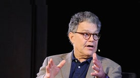 Al Franken Auditions for Senate Climate Lead, Millions Watch