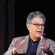 Al Franken Auditions for Senate Climate Lead. Millions Watch