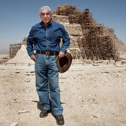 Zahi Hawass, Egypt's Indiana Jones and One-Time Mubarak Ally, Tries to Cozy Up to Pro-Democracy Activists