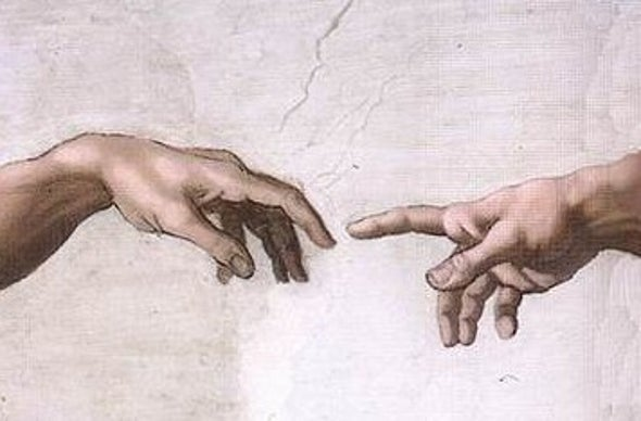 """Paper Claiming Human Hand Was """"Designed by Creator"""" Sparks Concern"""