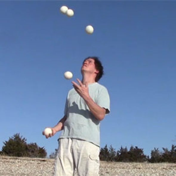 The Mathematics of Juggling [Video]