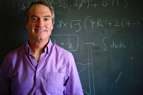 Black Hole Firewall Mystery: Submit Your Questions for Physicist Joseph Polchinski