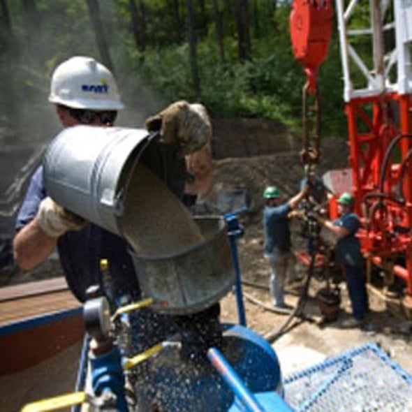 Is Fracking behind Contamination in Wyoming Groundwater?