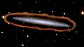 UV Rays Strip Small Galaxies of Star Stuff