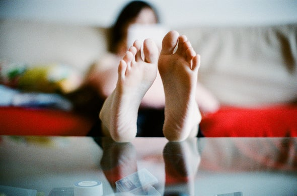Being a Couch Potato May Change Your Personality