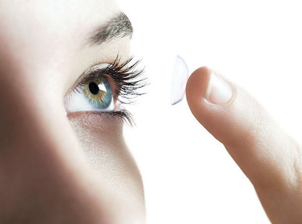 People Who Wear Contacts Have Different Eye Microbiomes