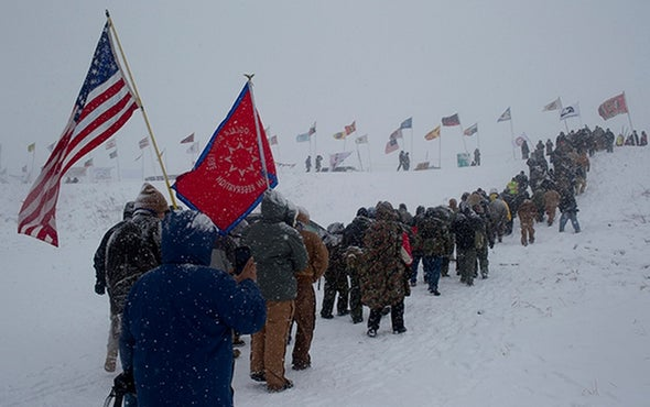 Drilling Resumes on the Dakota Access Pipeline