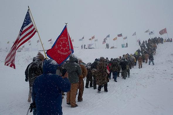 Drilling Resumes on the Dakota Access Pipeline