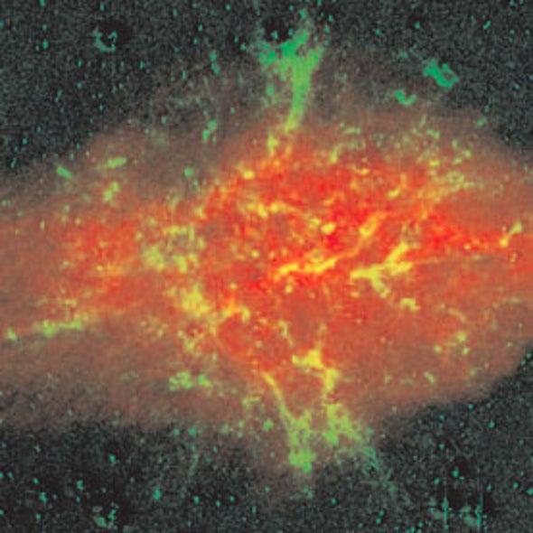 The Milky Way Supernova You've Never Heard Of