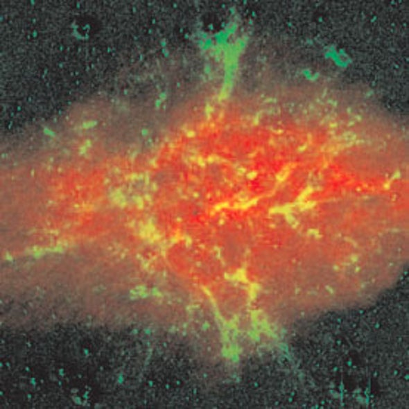 The Milky Way Supernova You've Never Heard Of