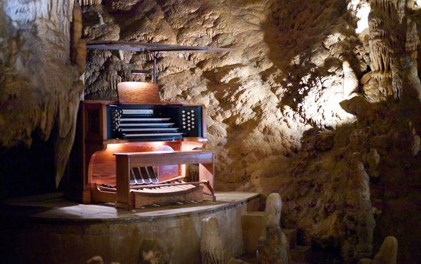 How Mother Nature and a Pentagon Mathematician Created the World's Largest Instrument