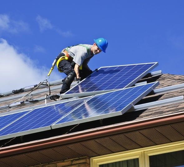 75,000 Solar Workers to Be Trained under New Federal Program