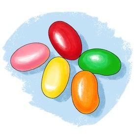 Savory Science: Jelly Bean Taste Test