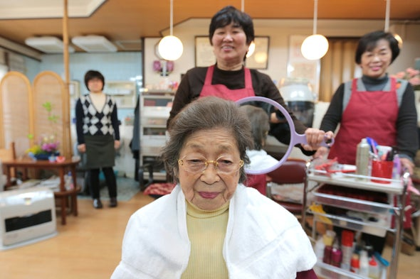 Humans May Have Already Reached Their Maximum Lifespan