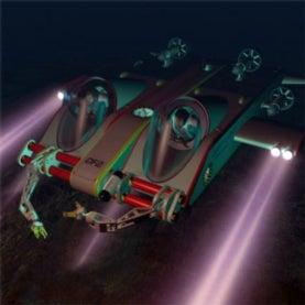 ROV, HOV, AUV, submarine, ocean