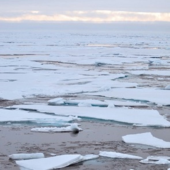 "The Arctic Shifts to a New Climate Pattern in Which ""Normal"" Becomes Obsolete"