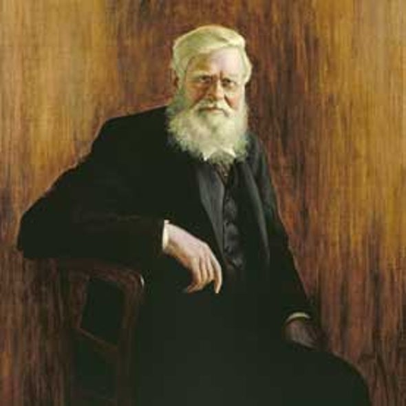 Letters of Alfred Russel Wallace Go Online