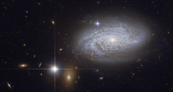 Astronomers May Have Witnessed 2 Black Hole Births