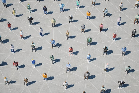 The Scientific Benefits of Social Distancing