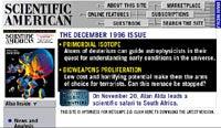 2002 Sci/Tech Web Awards: COMPUTER SCIENCE