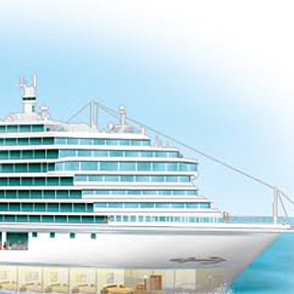 Cruise Ships: How They Sail Skyscrapers Around the World