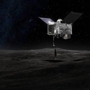 OSIRIS-REx Spacecraft Blazes Trail for Asteroid Miners