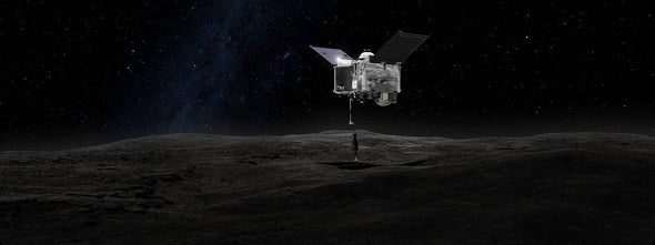 OSIRIS-REx Spacecraft Blazes Trail for Asteroid Miners