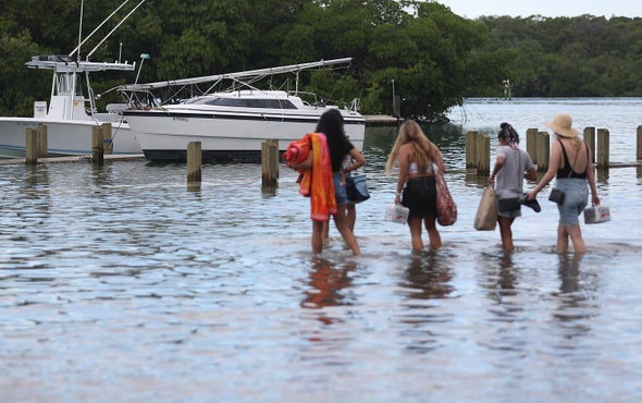 """Miami Is the """"Most Vulnerable"""" Coastal City Worldwide"""
