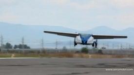 Slovak Flying Car Prepares for Take-Off