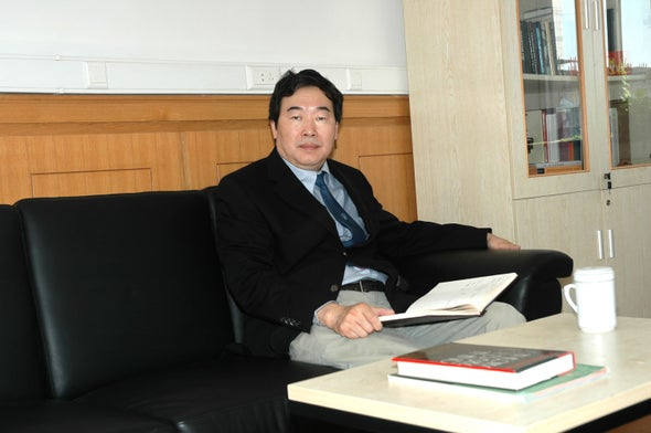 Q&A: One of the Brains behind the China Brain Project