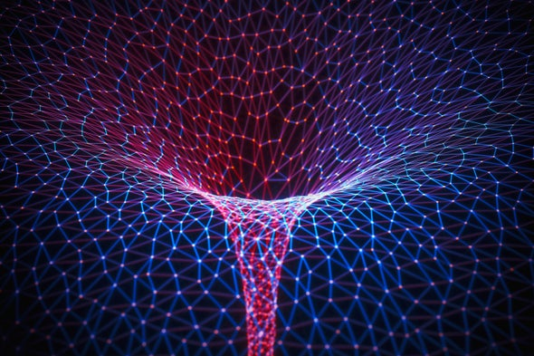 Wormhole Tunnels in Spacetime May Be Possible, New Research Suggests