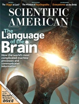 Scientific American Volume 307, Issue 4