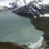 Portage Glacier, 2005