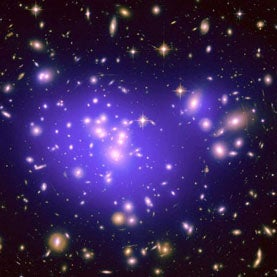 "Right Again, Einstein! New Study Supports ""Cosmological Constant"""