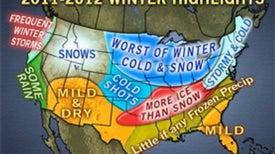 Brutal Winter Predicted for U.S.