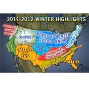 Brutal Winter Predicted for U.S.