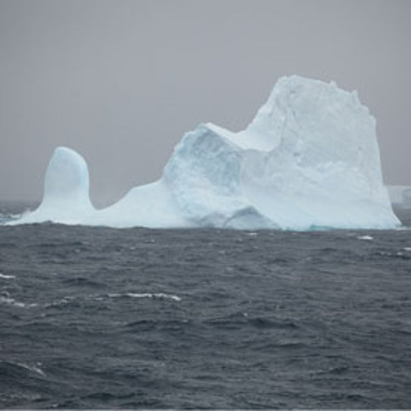 Ocean Circulation May Have Released CO2 at End of Ice Ages