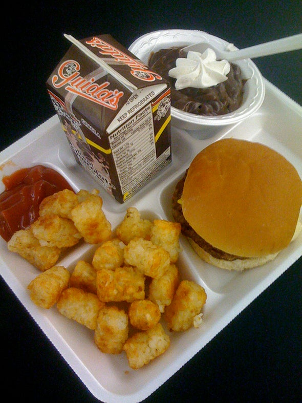 How to Improve American School Lunches