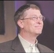 Talking to Bill Gates