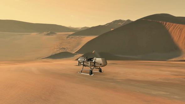 Burying CAESAR: How NASA Picks Winners--and Losers--in Space Exploration