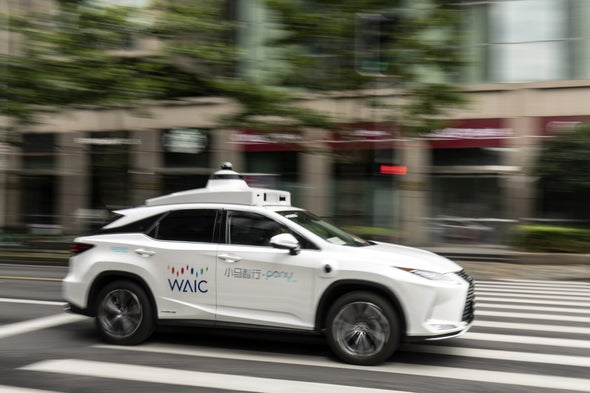 'Self-Driving' Cars Begin to Emerge from a Cloud of Hype