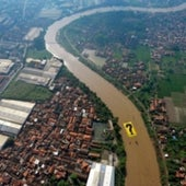 CITARUM RIVER, INDONESIA: