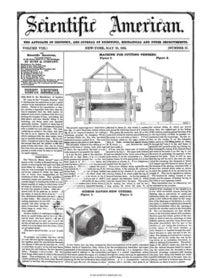 Scientific American Volume 8, Issue 37