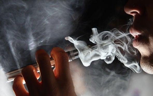 Surgeon General Report Warns of E-Cigarette Risks