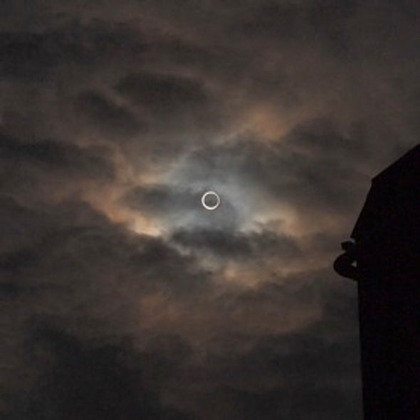 Shadow Fire: 10 Fantastic Photos of Sunday's Annular Solar Eclipse