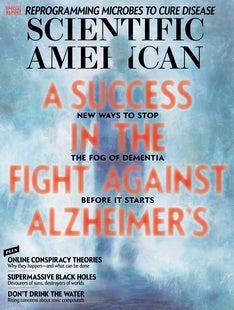 Scientific American Volume 316, Issue 4