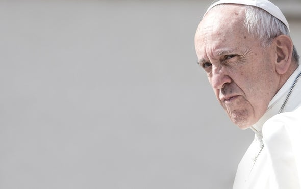 Pope Calls for Action on Climate Change in Draft Encyclical