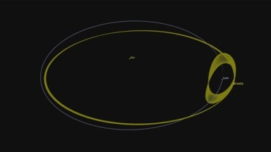 "Newfound Asteroid is ""Quasi-Moon"" of Earth"