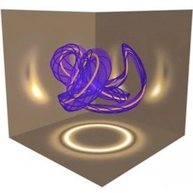 Mysteries of Fluid Flow Unraveled by Knots