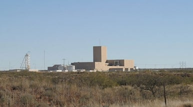U.S. Seeks Nuclear Waste Research Revival